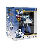 Robocar Poli - 83094 - Véhicule transformable lumineux 13cm Poli