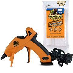 Mini Glue Gun Kit (+30 Hot Glue Sticks)