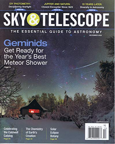 Sky & Telescope [US] December 2020 (単号)