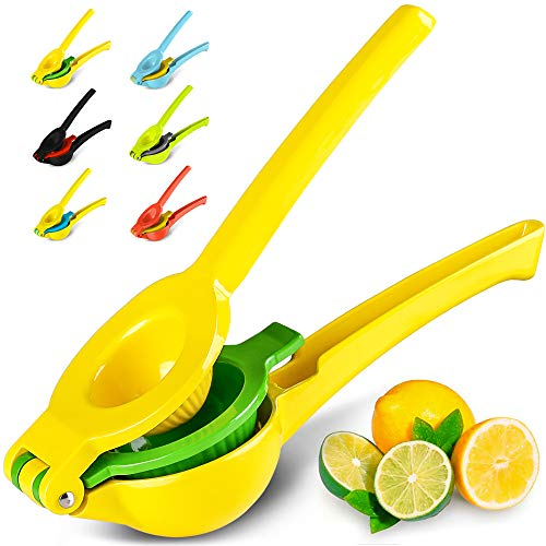 Metal Lemon & Lime Squeezer