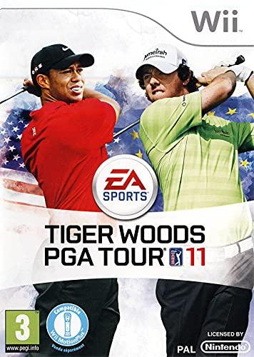 WII - Tiger Woods PGA Tour 11 (1 GAMES)