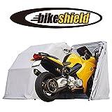 The Bike Shield Standard (Medium) Motorcycle Cover Shelter Storage Tent Garage
