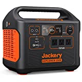 Jackery Portable Power Station Explorer 1500,...