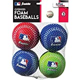 Franklin Sports Oversized Foam Baseballs (Sports)