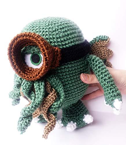 Cthulhu Minion doll