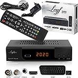 Leyf 2111C Récepteur de Câble Combo - TNT HD pour TV - Adaptateur TNT HD...