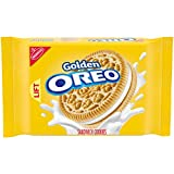 OREO Golden Sandwich Cookies, 14.3...