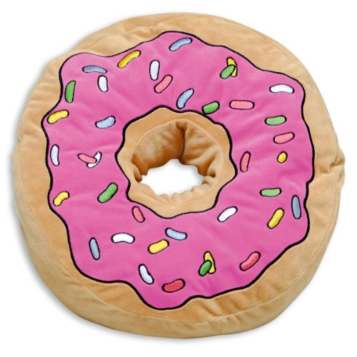 """Cojín """"The Simpsons - Donut"""" (Rosquilla Donut)"""