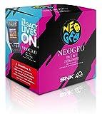 """Ecran TFT 3,5 pouces (env.8,9cm), 4:3 Alimentation via câble USB type C (Adaptateur secteur non fourni) Sortie Vidéo HDMI """"Mini"""" (Non fourni) Sortie Audio """"jack"""" 1,5mm Pads 6 boutons Neo Geo Mini USB Type C (vendus séparéments) Livré dans le pack Neo..."""