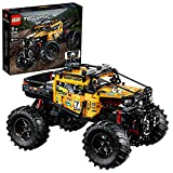 LEGO42099TechnicTodoterrenoRadical4x4CocheTeledirigido,JuguetedeConstrucciónconSmarthuby2Motores