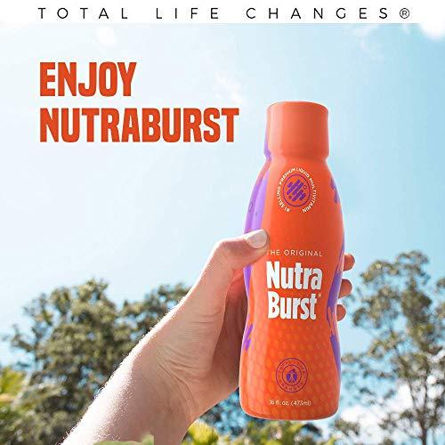 TLC Nutraburst Multivitamin Liquid 16 Fl. Oz 470 Ml (32 Servings) Packaging May Vary Between Old & New in 2019 … 6