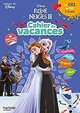 Disney - Reine des Neiges - Cahier de Vacances 2020, du CE1 au CE2