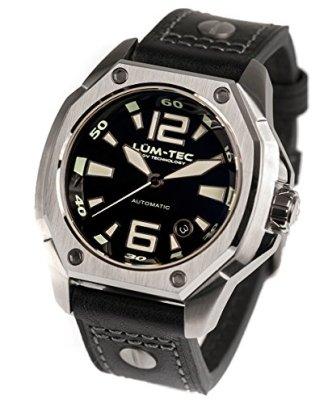 Lum-Tec V Series V1 Luminous MDV Technology Automatic men's watch