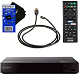 Sony BDPS6700 4K Upscaling Blu-ray Disc Player with Built-in Wi-Fi + Remote Control + Xtech...