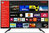 Telefunken 102 cm (40 Inches) Full HD Smart LED TV TFK40S (Black) (2019 Model)