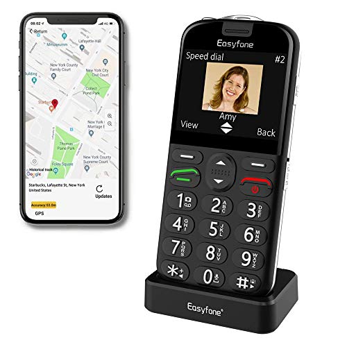 5137S ZPX1L - 6 Best Cell Phone for Seniors with Dementia