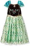 DaHeng Girls Princess Green Cosplay Fancy Party Dress Costume (2-3Years)