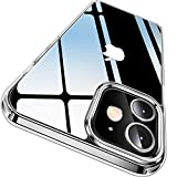 CASEKOO Crystal Clear Designed for iPhone 12 Case, Designed for iPhone 12 Pro Case [Anti-Yellowing]...