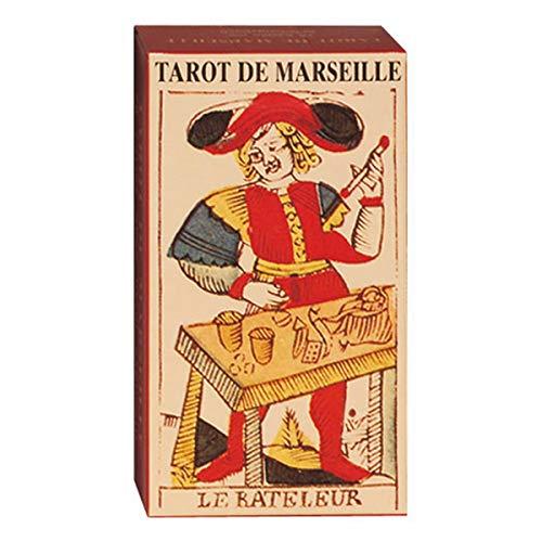 Piatnik 19451 'Marseille Tarot Card Game (78-Piece)