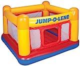 Intex Playhouse Jump-O-Lene Inflatable Bouncer, 68' X 68' X 44', for Ages 3-6