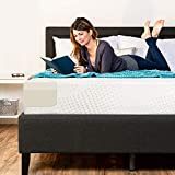 Best Choice Products 10in King Size Dual Layered Medium-Firm Memory Foam Mattress w/Open-Cell Cooling, CertiPUR-US Certified Foam, Removable Cover
