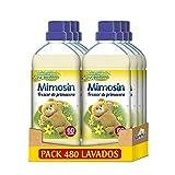 Mimosin Suavizante Concentrado Frescor de Primavera 60 lavados - Pack de 8