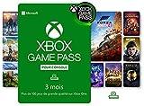 Avec l'abonnement Xbox Game Pass, profitez d'un large catalogue de plus de 150 jeux chaque mois Plusieurs nouveaux jeux entrant chaque mois Désormais découvrez également toutes les exclusivités Xbox dès le jour de leur sortie dans le Xbox Game Pass T...