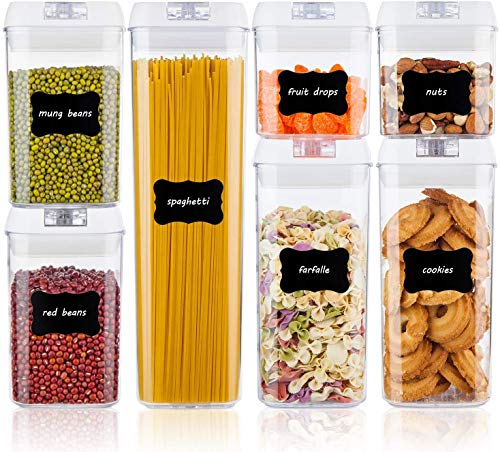 Airtight Food Storage Containers,Vtopmart 7 Pieces BPA Free...
