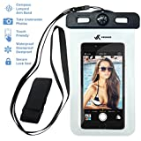 Voxkin Premium Quality Universal Waterproof Case Including Armband ✚...