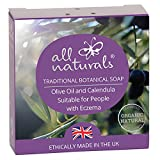 All Naturals, Soap 100% Natural Organic Vegan Eco Friendly. Gentle Face Wash and Hand-Soap with...