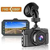 【2021 Nouvelle Version】CHORTAU Caméra Embarquée Voiture 1080P 3 Pouces Caméra de Voiture Grand Angle de 170°,Dashcam Voiture Avec Mode de...