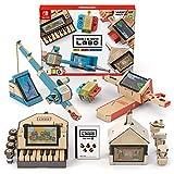 Carte de jeu du multi-kit 28 planches de carton 3 planches d'autocollants 3 feuilles de coussinets 2 ficelles 5 oeillets Elastiques : 2 grands & 6 petits