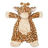 Ganz Jamie Giraffe Flat-A-Pat Baby Blanket