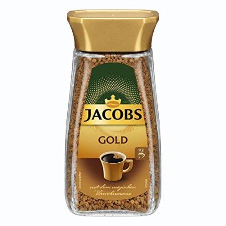 Jacobs Gold löslicher Kaffee 6 x 200 g