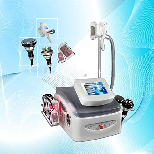 ZLSN Cryolipolysis Fat Freeze Slimming Machine,Fat Freezer Body Sculpting Device + Cryolipolysis Handle for arm and Leg with 3 Handles 5