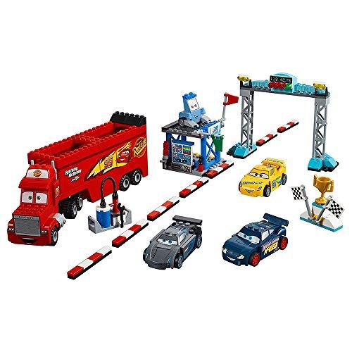 LEGO Juniors 10745 Florida 500 Final Race (266 Piece)
