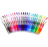 Pilot Juice Gel Ink Ballpoint Pen, 0.7 mm, 24 Color Set(Japan Import) [Komainu-Dou Original Package]