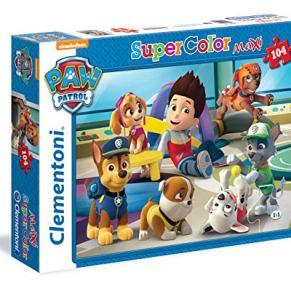 Clementoni 23970 puzzle - Rompecabezas (Rompecabezas para suelo, Dibujos, Preescolar, Multicolor, 396 mm, 60 mm) , color…