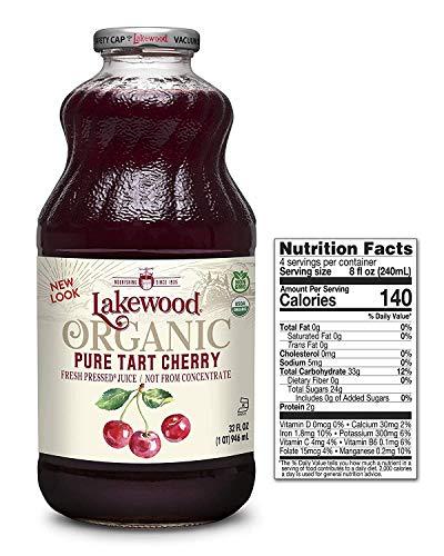 Lakewood, Organic Pure Cherry Tart Juice, 32 oz