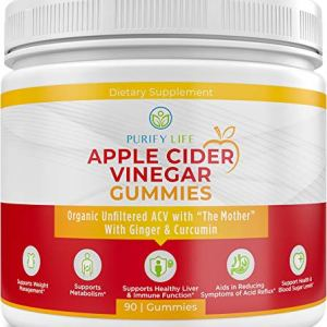 Apple Cider Vinegar Gummies - Unfiltered ACV (3 Month Supply) Weight Loss Alternative to Capsules and Pills for Belly… 1 - My Weight Loss Today