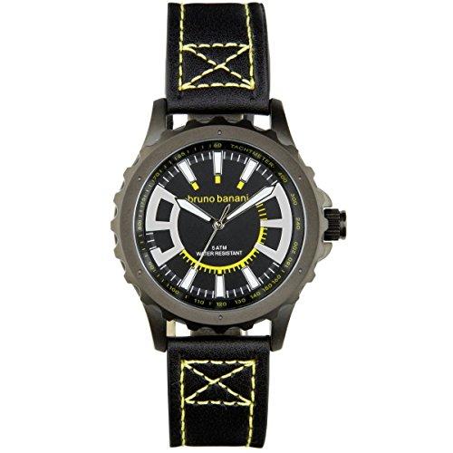 Bruno Banani Uhr Armbanduhr Meros Analog BR30023