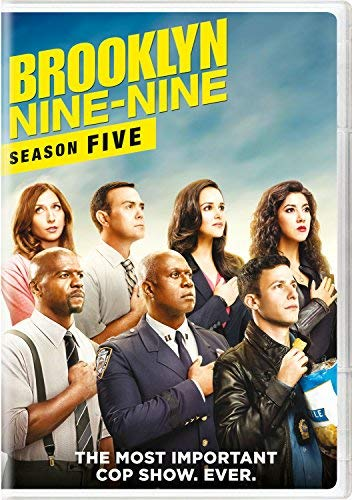 Brooklyn Nine-Nine: Season Five【DVD】 [並行輸入品]