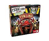 Spannende Rätsel - Tauchen Sie ein in die Escape Room Welt, Das Ziel ist es, innerhalb der Zeit gemeinsam Aufgaben zu lösen um eine Chance zu haben die Räume rechtzeitig zu verlassen. Ein Abenteuer - Erwarten Sie das Unerwartete im Erweiterungsspiel ...