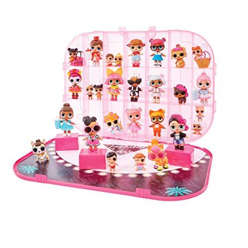 Image 4 - MGA- Coffret de Rangement et Jouet L.O.L. Surprise Défilé de Mode ambulant avec poupée: Light Pink Toy, 562696, Multicolore