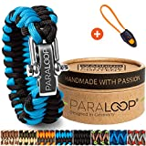 Paraloop Original Paracorde Bracelet pour Homme +...