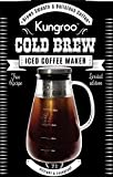 Kungroo Airtight Glass Cold Brew...