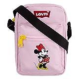 Levi's Kids' Big Crossbody Bag, Pink Mickey, O/S