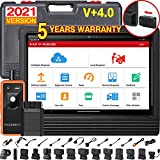 LAUNCH X431 V+ PRO Elite 4.0, 2021 Pro Bidirectional Scan Tool, 31+ Service Car Diagnostic Scanner & OEM All System Tools, ECU Coding, AutoAuth for FCA SGW,2 Years Free Update, Upgraded of X431 PROS V