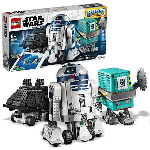 LEGO Star Wars Boost - Comandante Droide, Juguete de Construcción con...