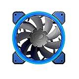 COUGAR Hydraulic Vortex LED 120 mm Cooling Fan (FB 120 Blue)